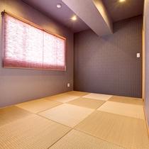 客室3LDK 高級琉球畳