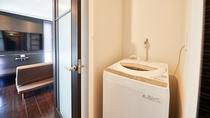 【1LDK】洗濯機
