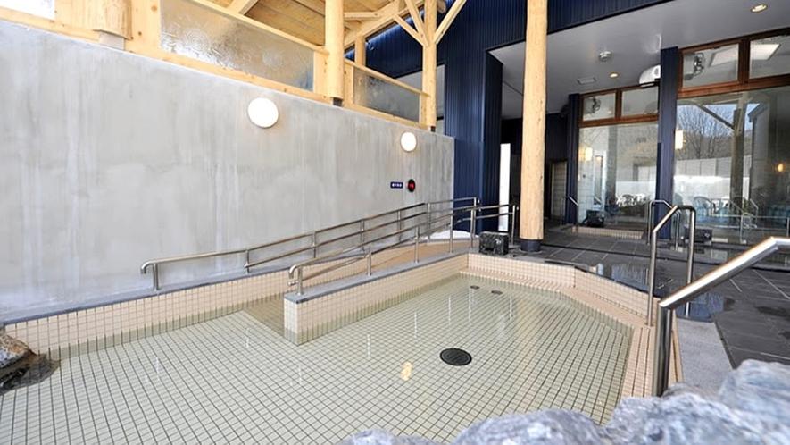 *大浴場/北海道初のタラソテラピー泉。タラソテラピーは、海の生命の揺りかごと言われております。