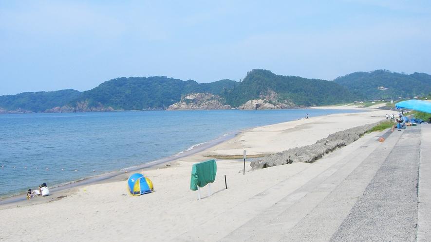 *【周辺観光】浦富海岸(当館より徒歩5分)