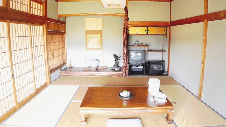 *【和室6畳】落ち着いた純和風客室