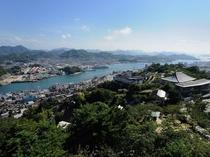 日本遺産に登録された箱庭都市尾道
