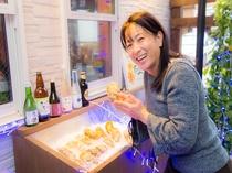 日本各地の新鮮な牡蠣