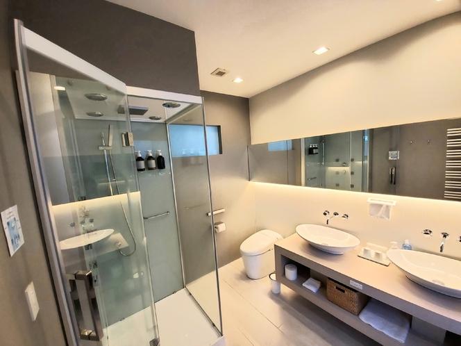 ゲストルーム シャワー室
