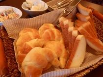 【朝食】洋食派のお客様にパンのご用意もございます♪