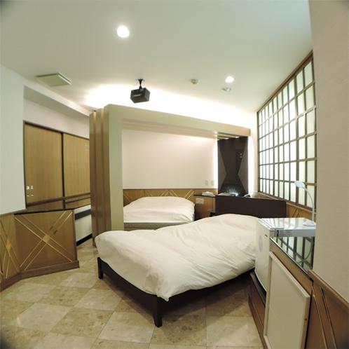 *特別室一例/お部屋毎の異なるテーマをお楽しみ下さい。