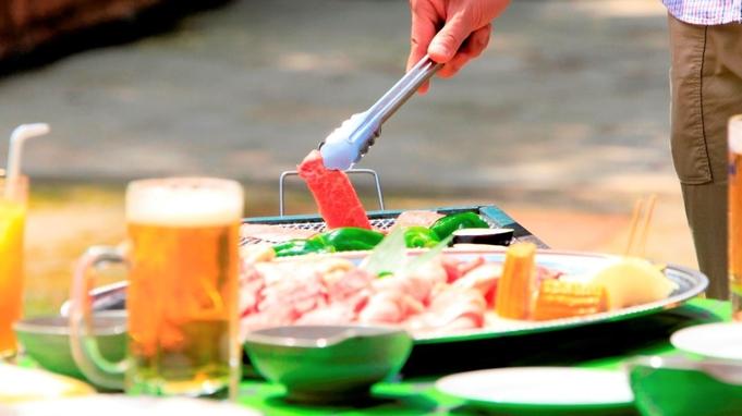 【1日1組限定!】屋外BBQで最高の夏旅♪【夏の思い出作りはレイセニット城崎で!】
