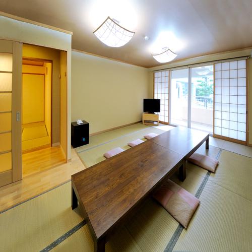 【和洋室/85m2】10人部屋