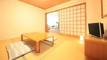 お部屋により間取りが異なります。家族で、友人同士で、楽しい時間をレイセニット城崎で。
