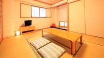 全部屋和室を設けております。しっぽりゆっくりお過ごしいただけます。