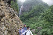 惣滝への道