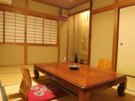 和室でゆったり☆1〜3名様で1室スタンダード
