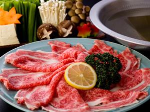 松阪肉しゃぶしゃぶ