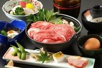 松阪牛鍋コース
