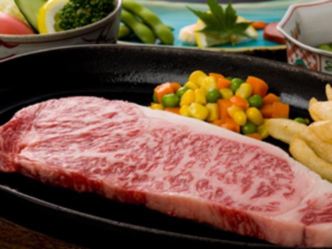 松阪肉ステーキ・並