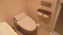 ツインルーム(トイレ)