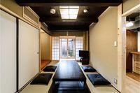 ◆デイユース6時間プラン(12時〜18時)町家の一棟貸しで完全プライベート◆