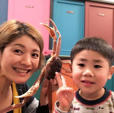 【オススメ3プラン】松葉蟹のカニ刺し!茹で香住蟹!ずわい蟹のしゃぶしゃぶ!但馬のカニをペロリ大満喫♪
