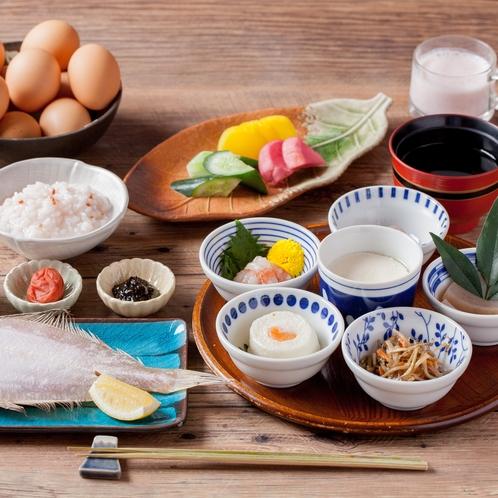 【朝食】朝から美活^^美味しくってきれいになれる朝食