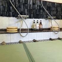 海の音の温泉はどちらも楽しい畳敷き♪メンテナンスもしっかりしてます!