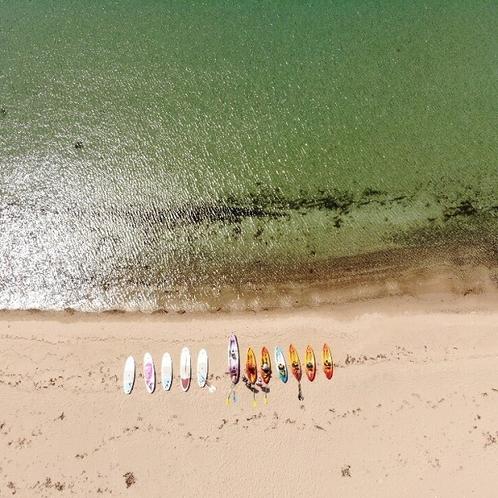 切浜上空からドローンで撮影