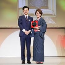 2017年、楽天トラベルマイスター2017を受賞しました^^