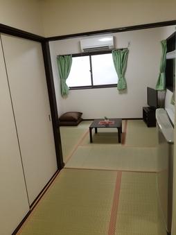 【禁煙】角部屋和室C 無線インターネット無料