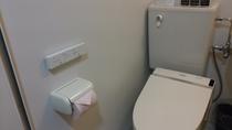 ウォシュレット付トイレ A・B号室