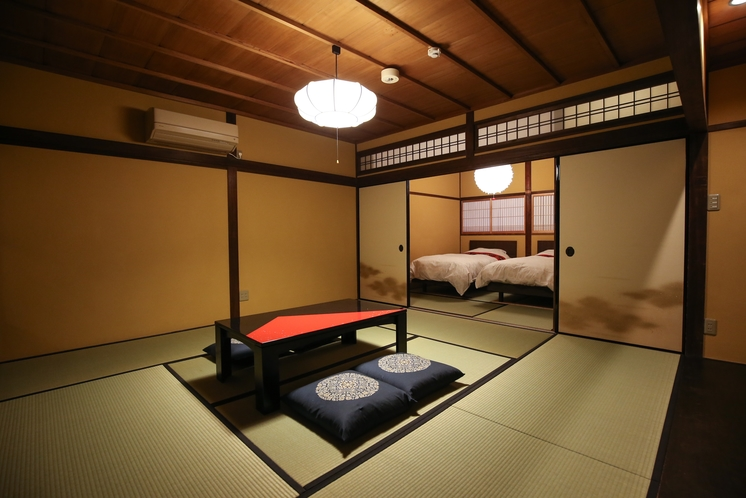 2階和室とベッドルーム2