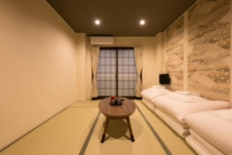 和室1~4人部屋