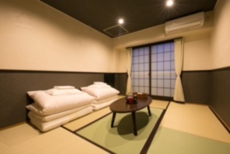 和室1~2人部屋