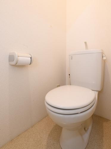 【禁煙】ツインコンパクトルーム トイレ