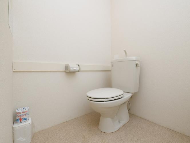 【禁煙】ツインルーム トイレ
