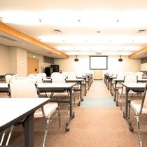 【多目的ホール】会議やセミナーなどにご利用いただけます