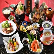 2019年 冬 国府御膳 ~ 新鮮なお造りからやわらかいお肉まで、旬の食材を厳選