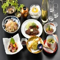2019年 夏 令和会席 ~ 今だけのオリジナル料理!旬の味覚をお頼み下さい。