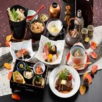 2019年 秋 国府御膳 ~ 新鮮なお造りからやわらかいお肉まで、旬の食材を厳選