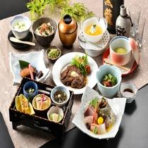 2019年 夏 国府御膳 ~ 新鮮なお造りからやわらかいお肉まで、旬の食材を厳選