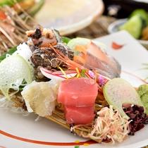 【夏会席】お食事一例
