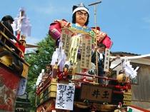 【三国祭り】北陸三大の祭りとされている三国祭り!車で約20分☆
