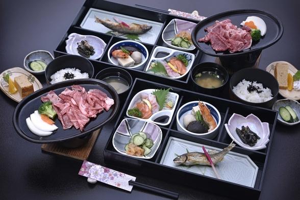 日本百景帝釈峡でやすらぎの時間を!夕食は和牛会席〜「帝釈御膳」