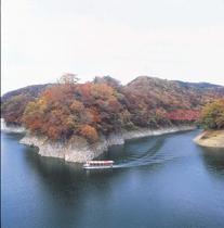 帝釈峡 神龍湖