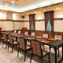 個室宴会場もあり、グループでのご旅行にも最適!