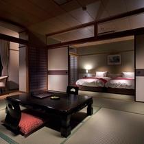 84㎡の特別和洋室は1室限定になります