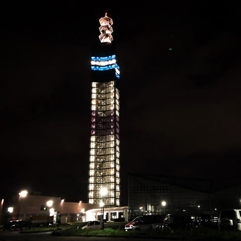 道の駅 あきた港 ポートタワーセリオン