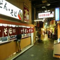 【ホテル周辺】鶴橋といえば焼き肉の激戦区!!お店選びで迷った時はフロントスタッフまで!