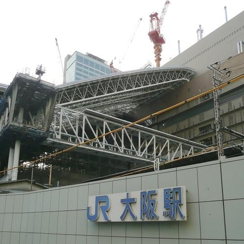 【アクセス】大阪駅⇒鶴橋駅まで乗り換え無し(約16分・JR環状線)