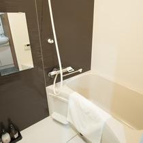 【客室設備】バスルーム