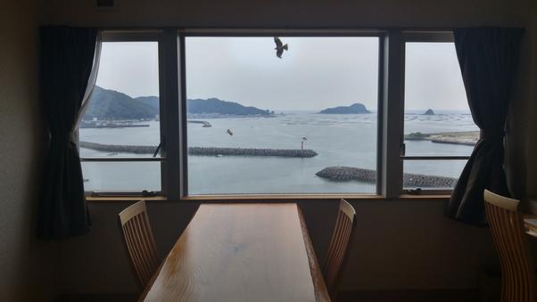 高島(たかしま)オーシャンビュー和洋室 宿内禁煙