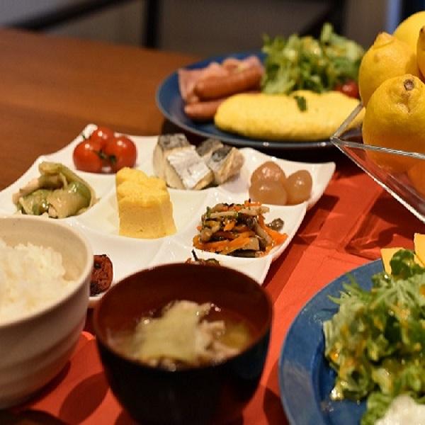和食もご用意があります